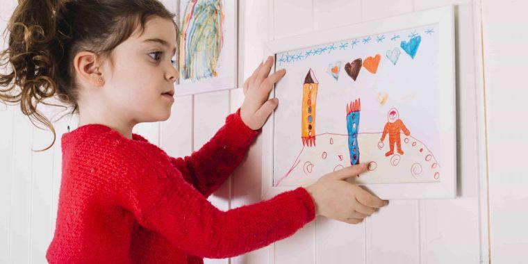 Çocuk Resimleri Analizi ve Yorumlama Eğitimi