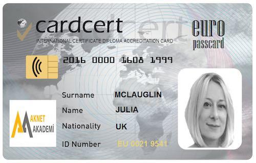 Europass Card